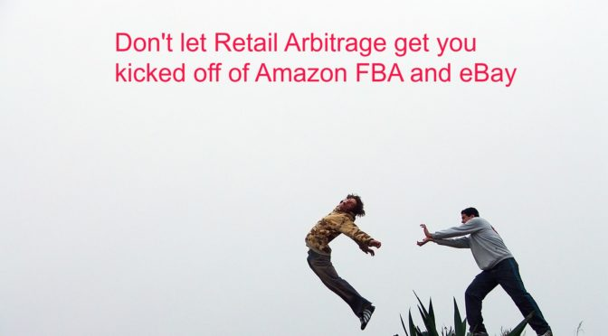 Retail Arbitrage Gets you Kicked off Amazon